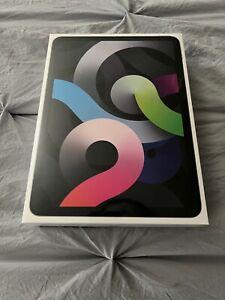 Apple iPad Air 4th Gen. 256GB, Wi-Fi, 10.9 in - Space Gray - SEALED