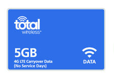 Total Wireless Add On Data (5 GB) - ONLINE Only