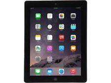 "Apple iPad 4 MD510LL/A-B 9.7"" Retina Touchscreen 16 GB Apple A6 1.40 GHz iOS 10"