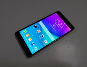 Samsung Galaxy Note 4 N9100 - 32 GB - Charcoal Black (Unlocked) Smartphone