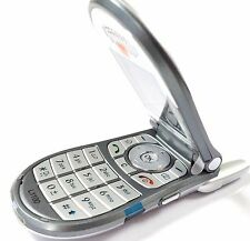LG L1100 UNLOCKED GSM TRIBAND FLIP PHONE WITH VGA CAMERA. LARGE AND SMOOTH KEYS.