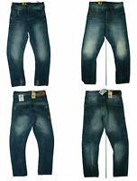 G-Star Type C 3D Loose Tapered Herren Jeans Hose VERSCHIEDENE GRÖßEN UND MODELLE