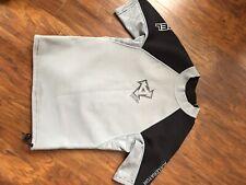 boys  XCEL  short sleeve wetsuit top, size 14, neoprene