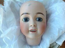 Antique  Limoges Bisque Dolls Head Favourite No 10 ED Tassor