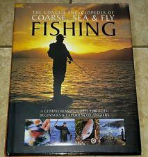 Encyclopedia of Fishing by Peter Gathercole (Hardback, 2006)