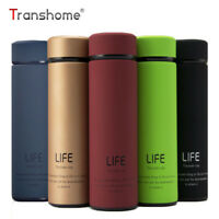 Transhome® Thermos Water Bottle Stainless Steel Vacuum Flask Thermal Cup Coffee