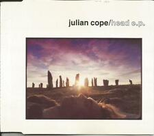 JULIAN COPE Head E.P. ep w/ 4 UNRELEASED TRX Europe CD single SEALED USA seller