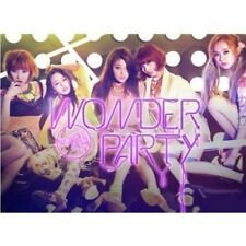 KPOP : WONDERGIRLS ; WONDER PARTY [ ALBUM + CD + ETC ] US SELLER