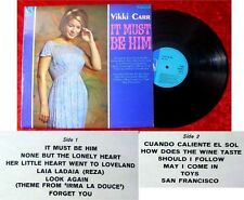 LP Vikki Carr IT Must Be Him
