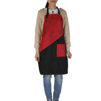 Salon Black Red Hairdressing Hair Cutting Apron Cape for Barber Hairstylist