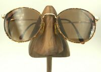 Vintage Guess Eyewear GU300 DA Tortoise Gold Round Eyeglasses Frames Korea