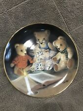 """""""Story Hour� Franklin Mint HeirloomBy Sue Willis Hb5726 Plate"""