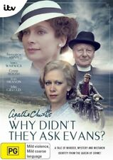 Agatha Christie's Why Didn't They Ask Evans? (DVD, 2015)