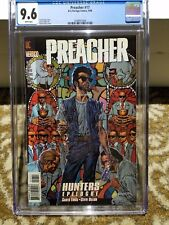 Preacher 17 CGC 9.6 White Pages!