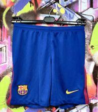FC Barcelona Spain Barca Football Soccer Training Shorts Nike Mens Size S