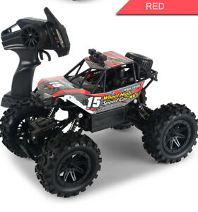 MGR/C 1:14 Off-Road Vehicle 4WD 45°Slope Climbing Crawler Truck Wireless RC Car