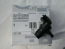 Genuine MERCEDES Camshaft Position Sensor Inlet Bosch A2729050043 with Seal
