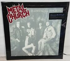 Metal Church Blessing In Disguise LP Vinyl Record new reissue
