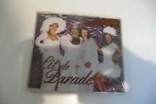 ARMY OF LOVERS CD 4 TITRES NEUF EMBALLE LIT DE PARADE PROMO STICKER.