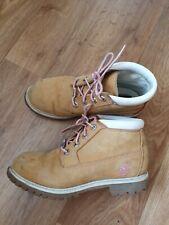 Timberland Ladies Boots Size Us 6 Uk 4