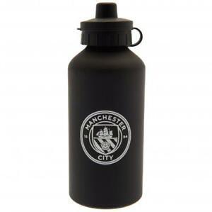 Manchester City FC Aluminium Drinks Bottle-Football Gift Water Bottle 500ml MCFC