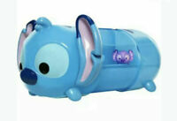 "NOT USED!!! Disney Stitch Lilo & Stitch Tsum Tsum Holder Carrier Display Set 10"""