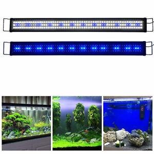 120-150 cm Aquarium Fish Tank Pond RGB Light Marine Reef Coral Fish Tank Light
