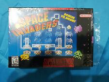 Space Invaders - version américaine NTSC-U USA - Super Nintendo SNES