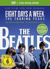 The Beatles/Eight Days A Week-The Touring years * New 2dvd 2016 * NUOVO *