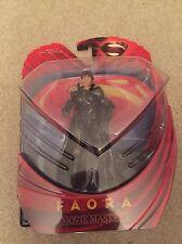 Man of Steel FAORA Movie Masters Action Figure Mattel Kryptonian Warrior