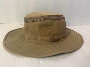 Tilley LTM6 Airflo Endurables HAT Adult - Size 7 1/4 7.25 Olive Nice Broad Brim