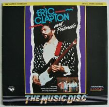 Eric CLAPTON and Friends Phil COLLINS  Nathan East  Greg Phillinganes  Laserdisc