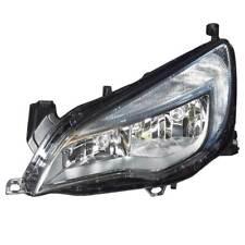 Hella Headlamp Headlight Halogen Left Passenger Side Vauxhall Astra MK6 2009-On