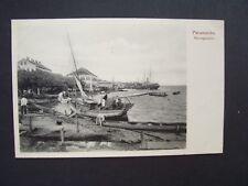 CPA  -  Suriname  -  Paramaribo  -  Havengezicht   ( Le Port )