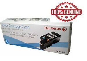 Genuine Fuji Xerox  CT201592  CP205 CP205B CM205FW Xerox Original AU Stock