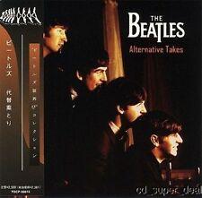 BEATLES ALTERNATIVE TAKES CD MINI LP OBI