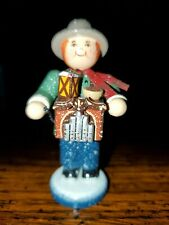 Kathe wohlfahrt Winter Wonderland Boy With Barrel Organ