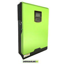 Inverter Solare Fotovoltaico 3KW 24V Regolatore MPPT 80A 4KW off-grid Senza Batt