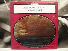 CHOPIN - SCHERZOS NOS. 1 à 4 - MILOSZ MAGIN LP SIGILLATO SEALED 1974 DECCA 7.182