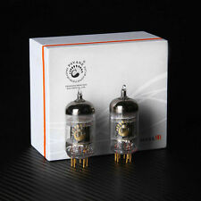 2pcs Matched Pair New Gold Mark Ⅱ Series 12AT7 -TⅡ ECC81 Psvane Vacuum Tubes