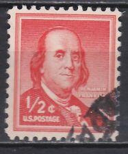 USA  JAAR 1955  NR. Y&T 598 ° (L11)