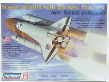 Lot 11207 | Lindberg 91002 dello Space Shuttle BOOSTER Rockets 1:200 KIT NUOVO OVP
