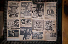 Burt Reynolds 34 TV Guide Ads