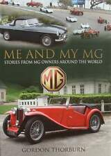 LIVRE/BOOK : MG voiture de collection (me and my mg)