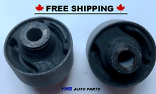 2 Premium front control arm big bushings for Honda Civic 06-11 Made in Taiwan