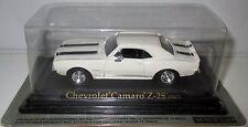 Chevrolet Camaro Z-28  1967 - Voiture Minature - Blanc - 1/43 - Neuf