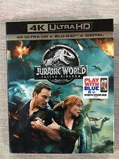 Jurassic World: Fallen Kingdom  2018, 4K Ultra HD Blu-ray/Blu-ray)