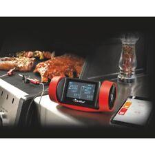 """GrillEye Pro Plus professionelles Grill- und Smoker-Thermometer 2,7"""" Bildschirm"""