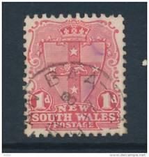 NEW SOUTH WALES, postmark BAAN BA (D)