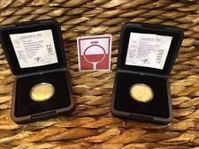 5 gulden EK 2000 - 1x muntmeester teken gewoon en 1x te klein uitvoering